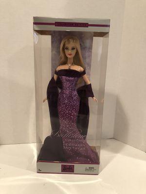 barbie birthstone February amethyst for Sale in Millville, NJ