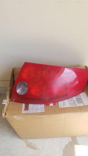 Right taillight for 2005 Audi TT 3.2 Quattro for Sale in Houston, TX