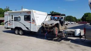 Nice Used KZ Coyote Toy Hauler for Sale in Hurst, TX