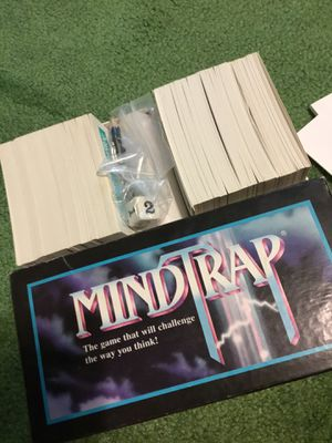 Family Game Night.....MindTrap Game for Sale in Waynesburg, PA