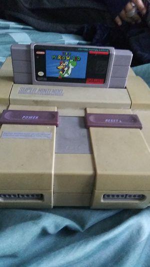 Super Nintendo for Sale in Di Giorgio, CA