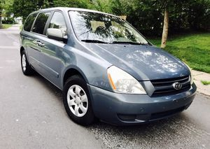 Only $4300 ! 2006 Kia Sedona Van ! (( LOW MILES )) DVD ! LIKE New Interior for Sale in Silver Spring, MD