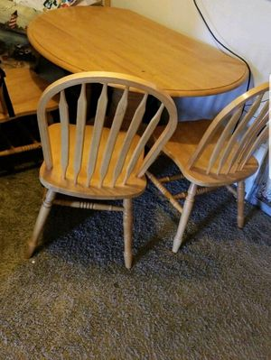 Kitchen Table with 4 chairs for Sale in Danville, IN