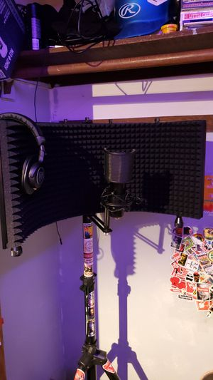 Rockville pro mic setup for Sale in Menomonie, WI