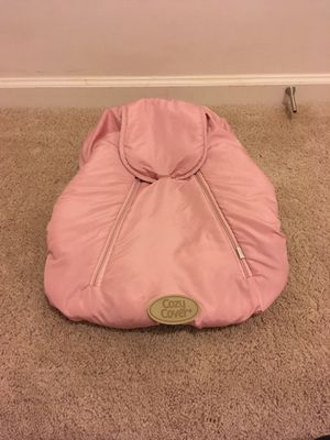 Baby girl car seat cover for Sale in Lexington, NC