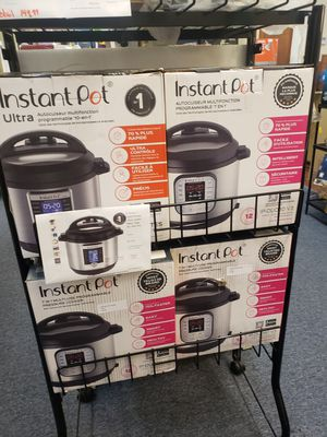 Instant pots! for Sale in Tulare, CA