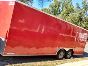2016 wow!!! Enclosed trailer for Sale in Germantown, MD