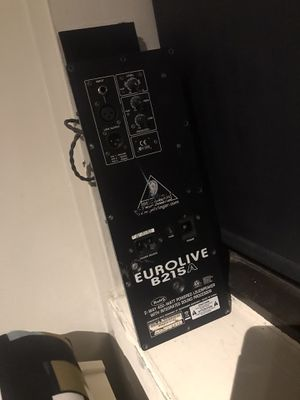 Behringer amplifier for Sale in Brooklyn, NY