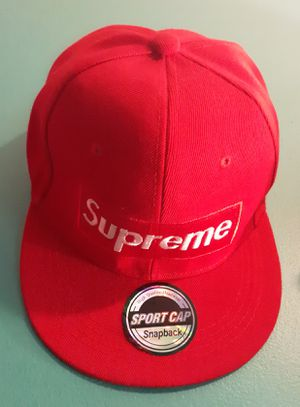 Supreme Hat, ( NOT ORIGINAL ) for Sale in Bailey's Crossroads, VA