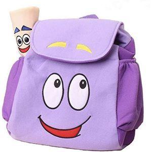 Dora The Explorer Purple Plush Children's Backpack for Sale in Las Vegas, NV