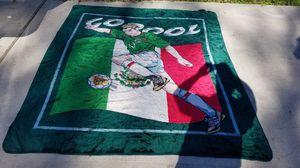 Soccer blanket for Sale in Houston, TX
