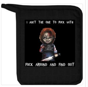 Chucky Decretive Pot Holders for Sale in St. Peters, MO