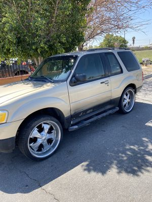 2001 Ford Explorer sport for Sale in Rialto, CA