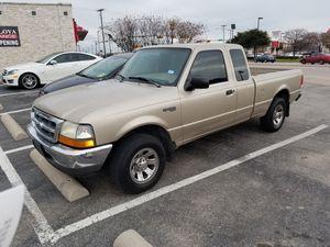 FORD RANGER 2000,4 PUERTAS, AUTOMÁTICA,MOTOR V6,4.0,EN EXCELENTES CONDICIONES,TODO LE FUNCIONA, TITULO LIMPIO EN MANO..177.000MILLAS.. for Sale in Irving, TX