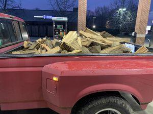 Seasoned oak firewood delivered today for Sale in Virginia Beach, VA