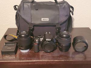 Nikon D3100 DSLR Camera for Sale in North Las Vegas, NV