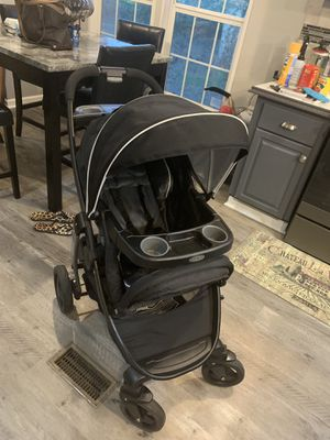 Graco modes click connect stroller in Gotham for Sale in Carencro, LA
