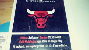 Chicago Bulls Ticket for Sale in Buffalo Grove, IL