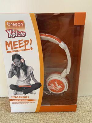 Oregon Scientific Xplore Meep Headphones for Sale in Lake Oswego, OR