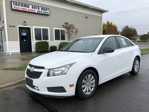 2011 Chevy Cruze 100k for Sale in Tacoma, WA