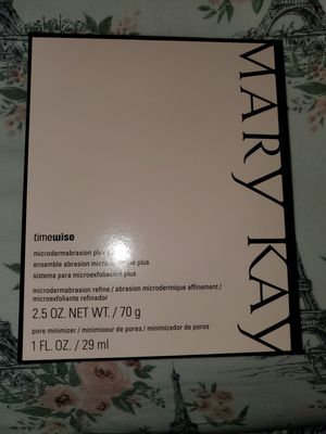 Mary Kay Timewise microderm abrasion plus set for Sale in Puyallup, WA