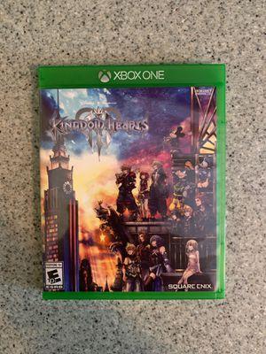 Kingdom Hearts 3 - Xbox One for Sale in Stafford, VA