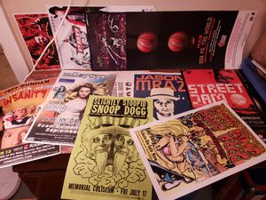 Rose Quarter concert and event posters for Sale in Gresham, OR
