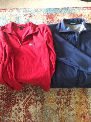 Patagonia and Tri-mountain Men's coats/pullover for Sale in Oakland, CA