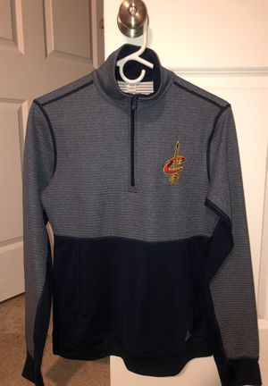 Cleveland Cavs adidas women's quarter zip for Sale in Akron, OH