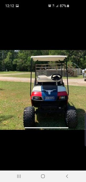 Golf cart for sale. for Sale in Houston, TX