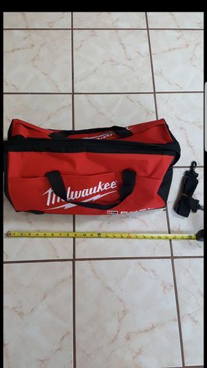 New Mikwaukee FUEL Bag Large for Sale in Placentia, CA