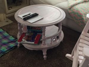 Painted vintage coffee table for Sale in Arvada, CO