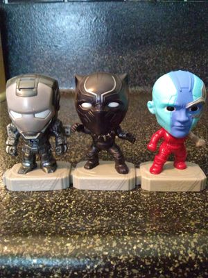Avengers happy meal toys for Sale in Irwindale, CA