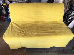 IKEA futon and cover for Sale in Land O Lakes, FL