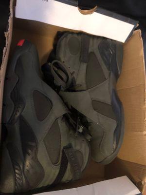 Retro Jordan 8 negationable for Sale in Queens, NY