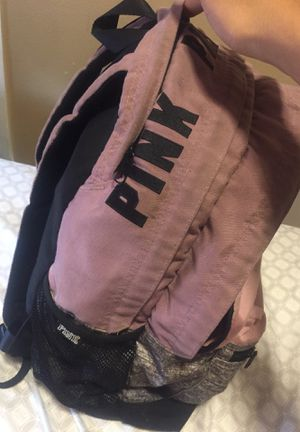 Pink vs backpack for Sale in Houston, TX
