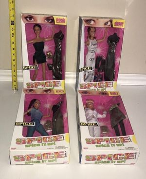 New Spice Girl Doll each $15 or $50 for all for Sale in Port St. Lucie, FL