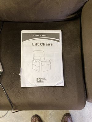 Lift Chair for Sale in Hillsboro, KY