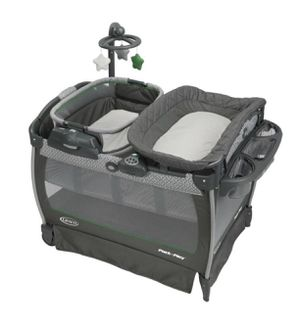 Graco pack and play with nearby Napper for Sale in Fort Worth, TX