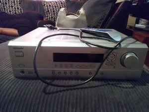 Onkyo stereo/surround w/remote for Sale in Tampa, FL