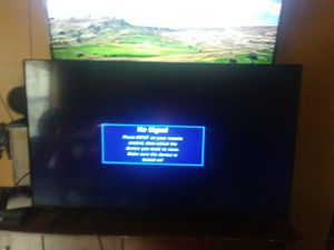 2016 55 inch tv with remote for Sale in Nashville, TN