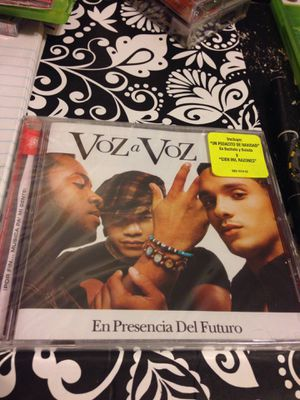 VOZ A VOZ CD for Sale in Muscatine, IA