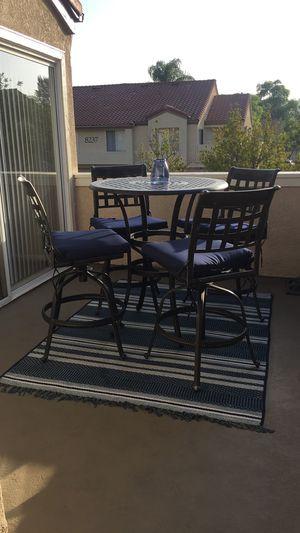 Outdoor Patio Set for Sale in Anaheim, CA