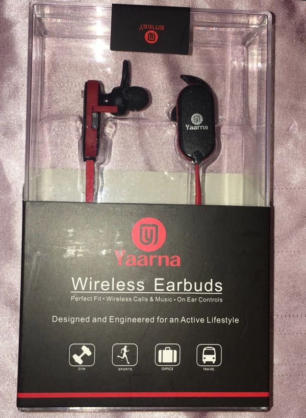 Yaarna Wireless Earbuds
