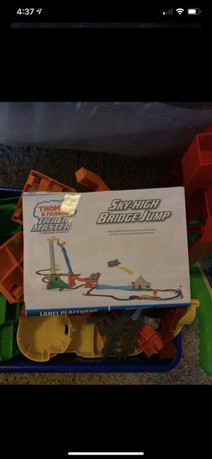 Thomas and Friends Sky-High Bridge Jump for Sale in Round Rock, TX