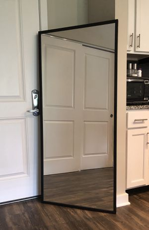 Large Wood Mirror for Sale in Columbus, OH