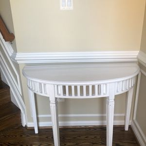 Console Table - Half Moon for Sale in Herndon, VA