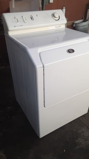 Maytag gas dryer super capacity working great!!! $160 for Sale in Paramount, CA