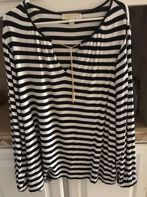 Michael Kors blouse xl for Sale in Fontana, CA