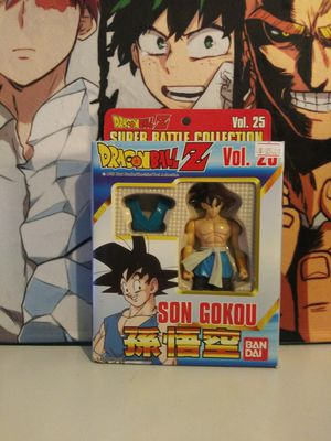 DragonBall Z Son Gokou Action Figure BanDai Super Battle Collection Vol. 25 for Sale in San Antonio, TX